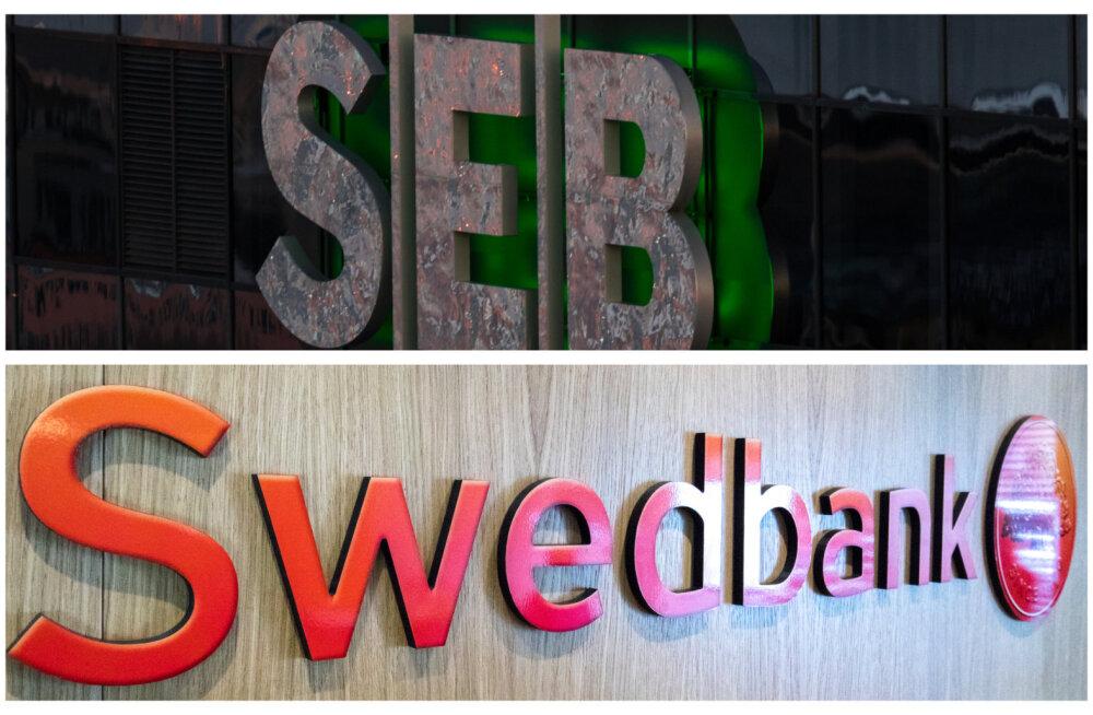 Rootsi finantinspektsiooni sõnul ei ole Swedbank ja SEB Baltikumis kahtlast äri ajanud