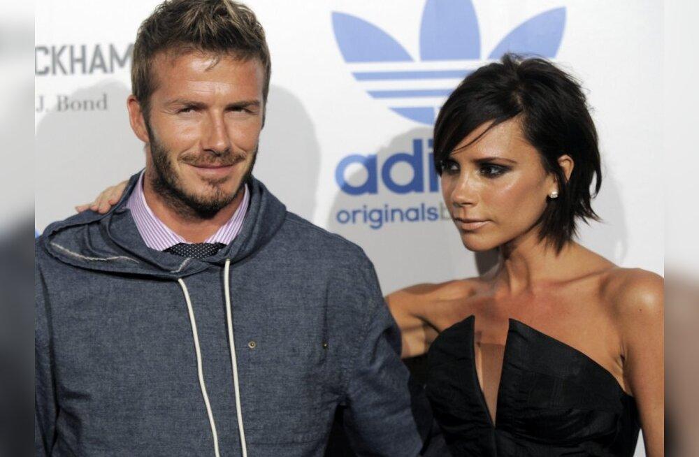 Beckhami poeg tahtis vennale nimeks Justin Bieber
