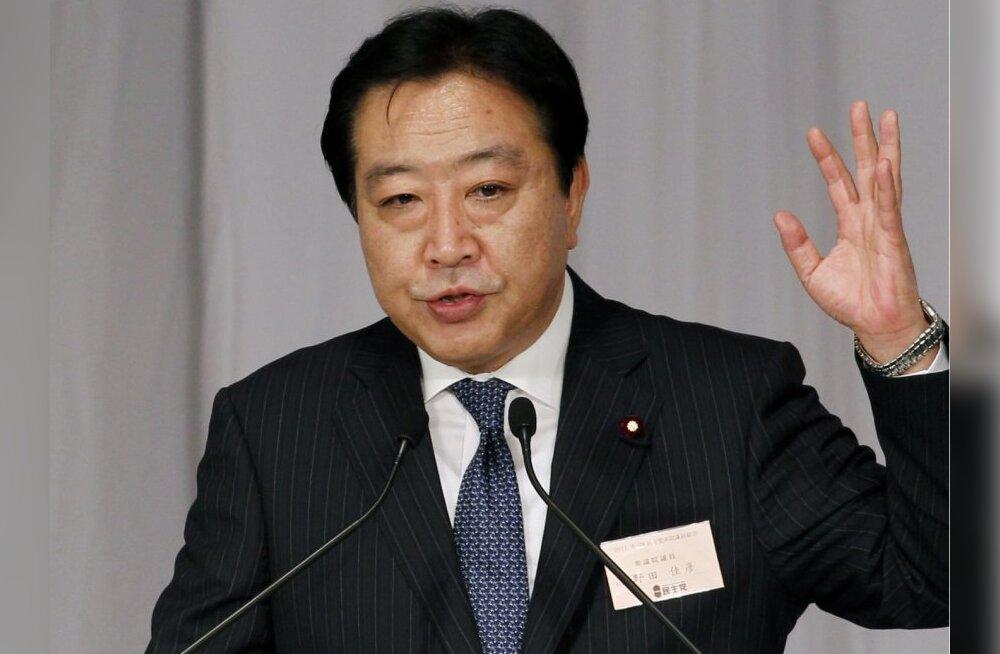 Jaapani uueks peaministriks saab Yoshihiko Noda