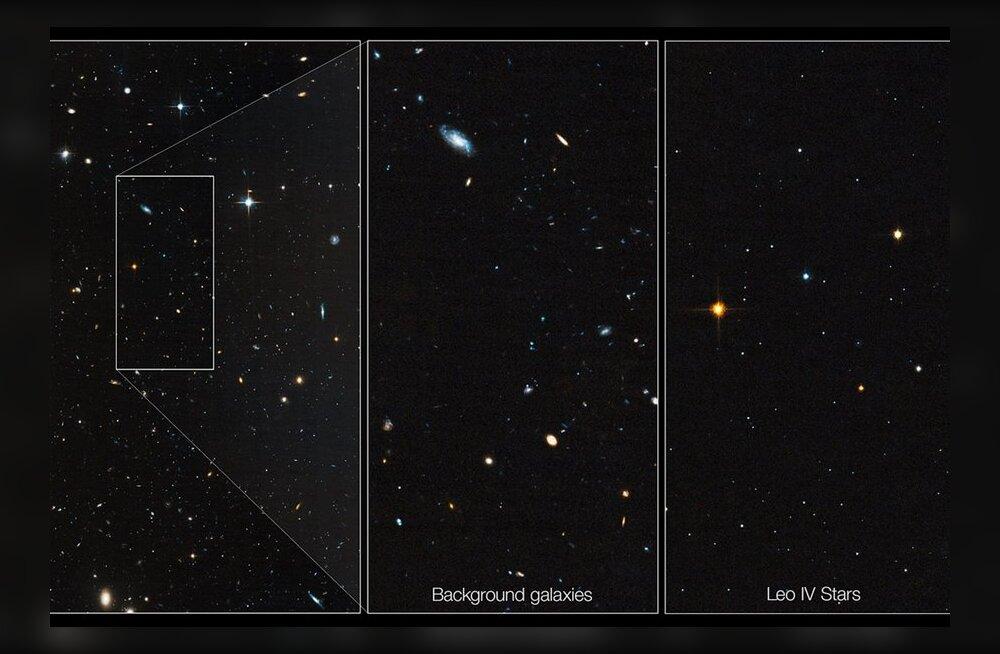 Valged kääbused tekitavad gravitatsioonilaineid