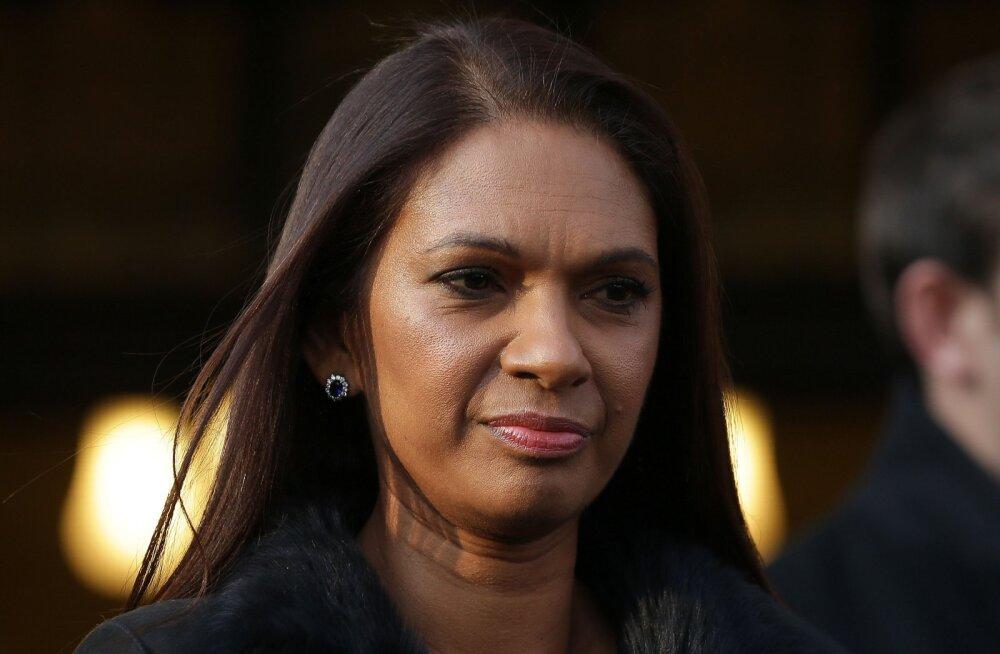 Briti parlamendi töö peatamise vaidlustamine lükati kohtus tagasi