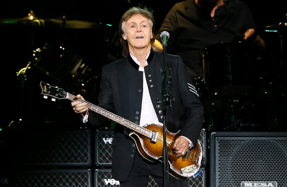 Põnevad faktid: 20 asja, mida sa Paul McCartney kohta ei teadnud