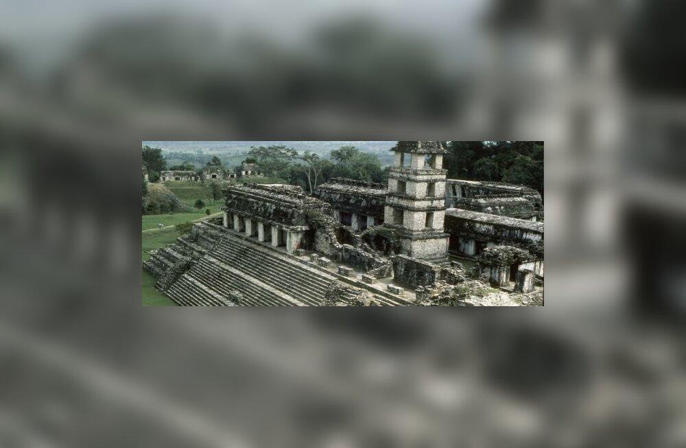 Maiade tsivilisatsioon hävitas end ise