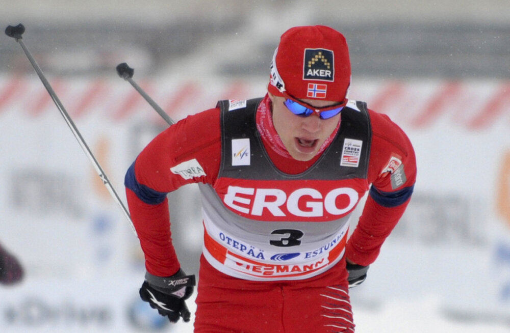 Otepääl elu esimese MK-etapi võidu saanud Norra tippsuusataja lõpetas karjääri