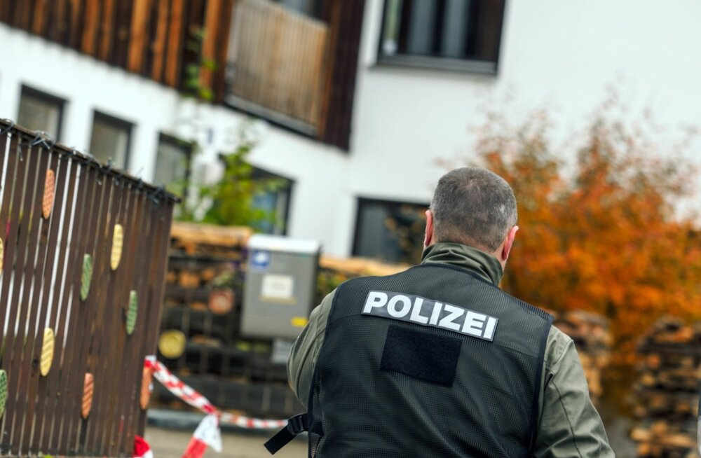 Saksa politsei korraldas mitmel liidumaal haarangu <em>Reichsbürger</em>'ite vastu