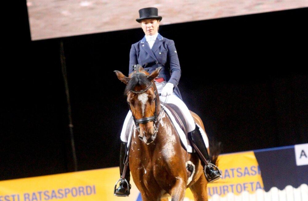 Tallinn International Horse Show 2015 koolisõit