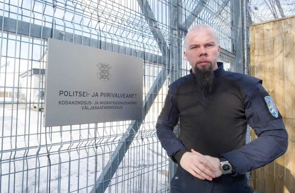 Harku väljasaatmiskeskuse juht Pärtel Preinvalts