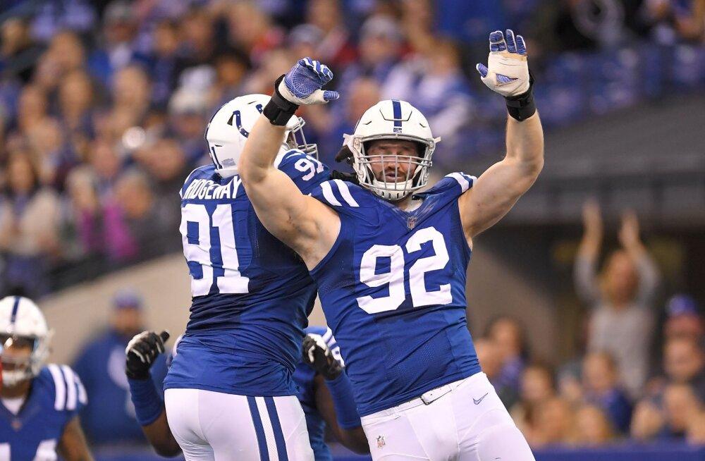 Kas Hundi koht Coltsi põhikooseisus on tagatud või tuleb šokeeriv vallandamine?