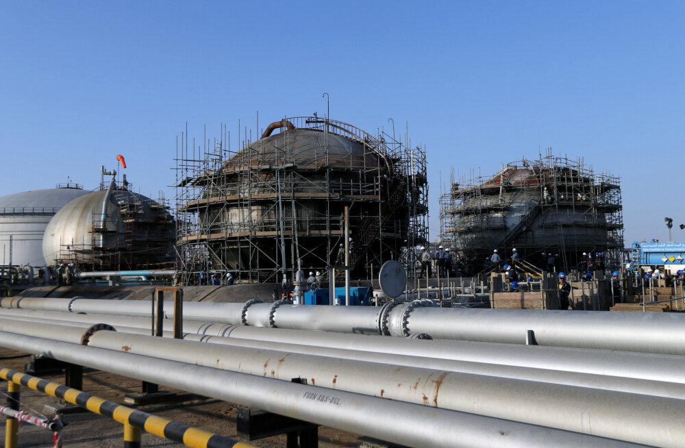 Saudi Araabia palub rafineerimistehastel võtta vastu halvemat naftat