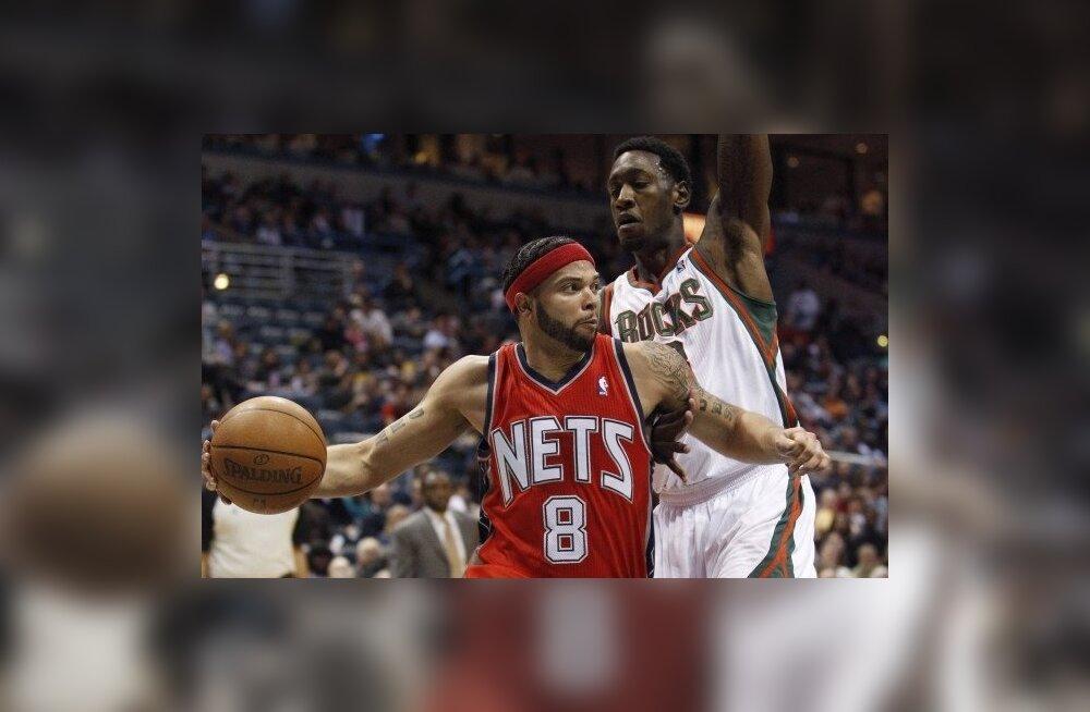 Клуб Михаила Прохорова лишился шансов выйти в плей-офф НБА