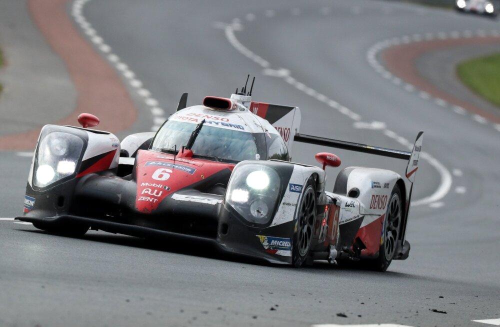 Kereautode sarjas on Toyota hübriid tegija, sellega kihutas isegi kahekordne F1 maailmameister Fernando Alonso.