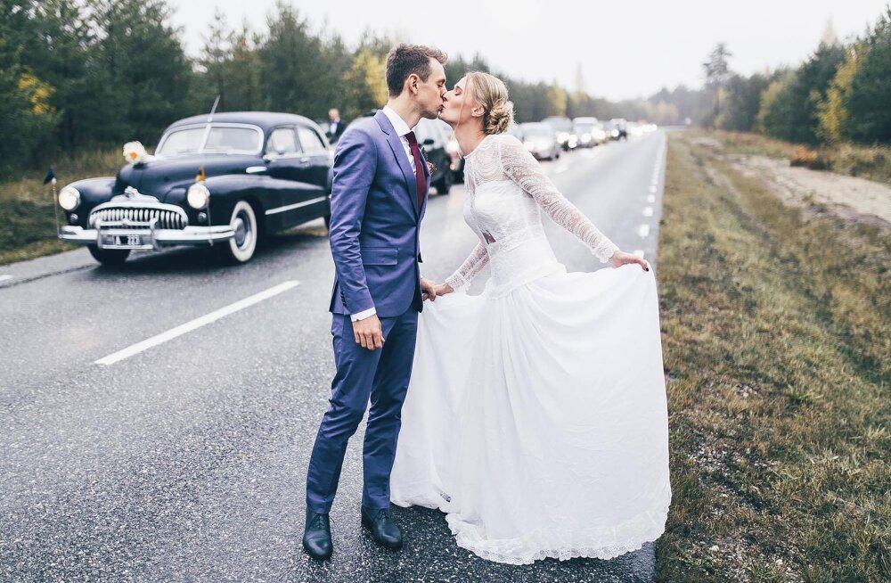 Astana jalgrattatiimi äss Tanel Kangert võttis naise!
