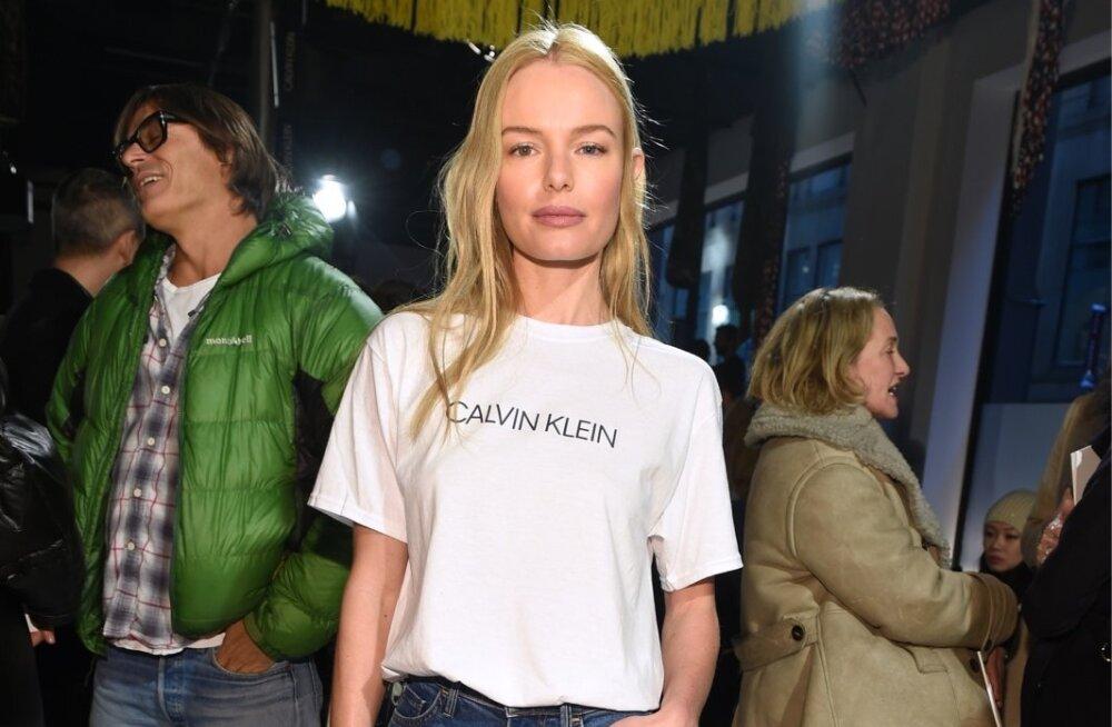 Calvin Klein show