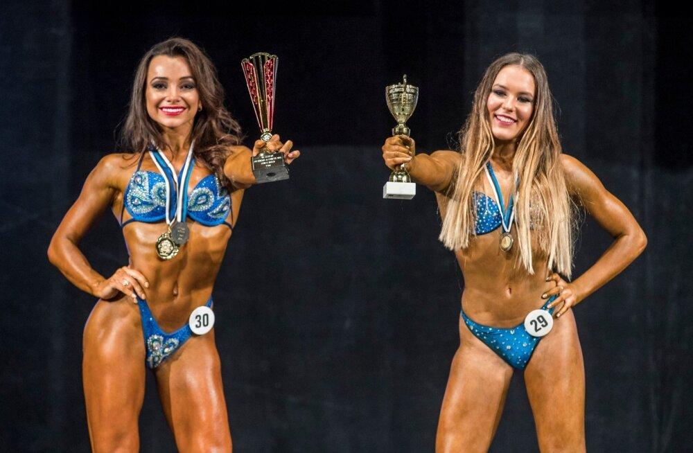 Eesti meistrivõistlused Kulturismis ja Fitnessis 2016
