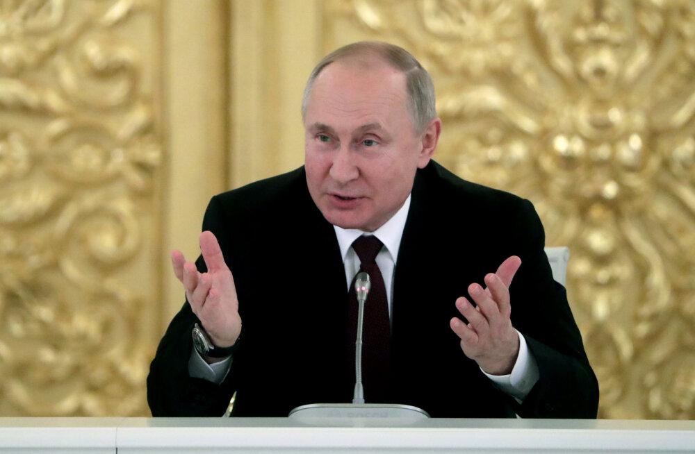 Путин усомнился, что у большинства россиян есть ощущение перемен к лучшему