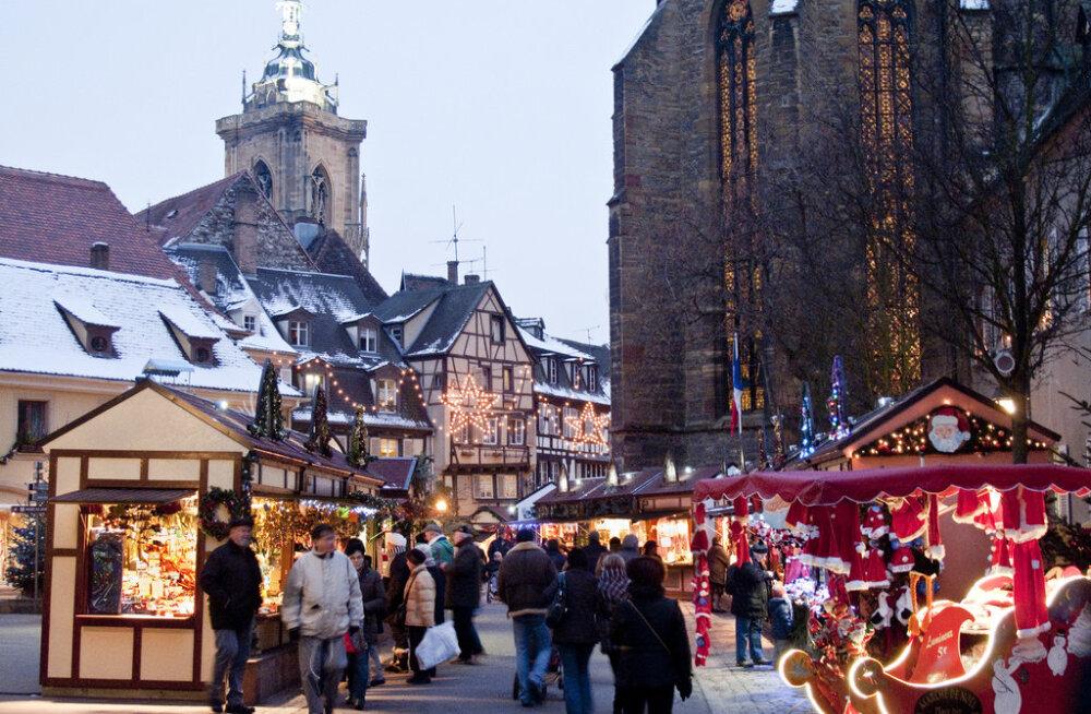 Наедине с Санта-Клаусом: самые идеальные рождественские города Европы без толп туристов