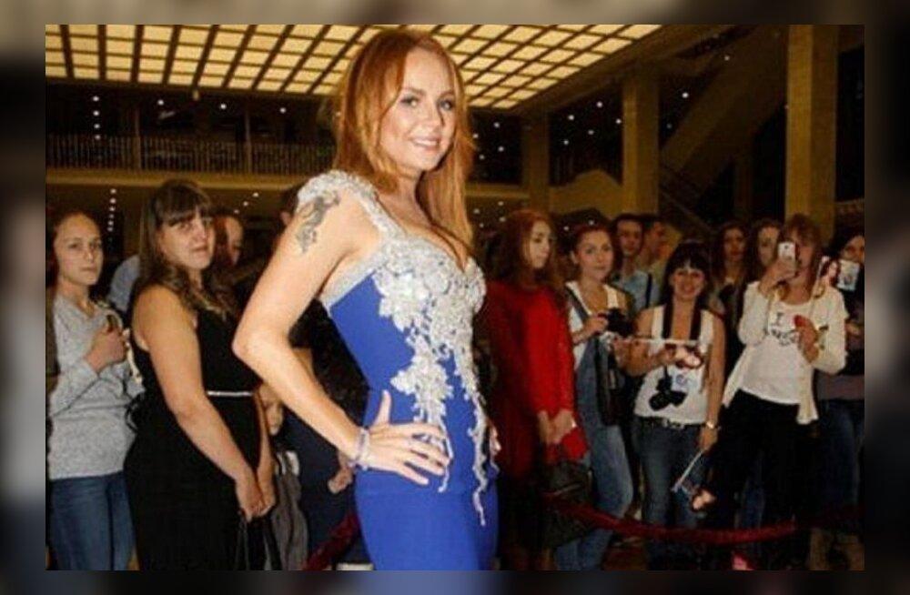 ФОТО: Певица Максим показала роскошную фигуру после родов