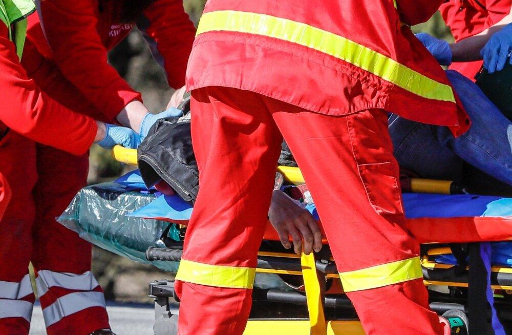 Kaheksas õnnetuses sai viga kokku kaksteist inimest