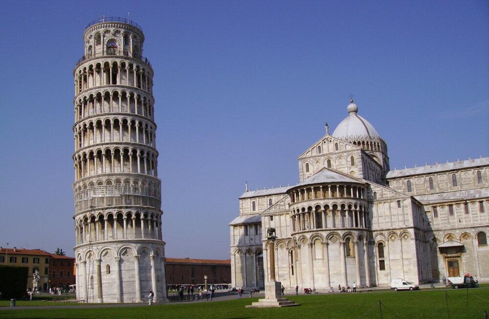 REISIIKOON: Pisa torn