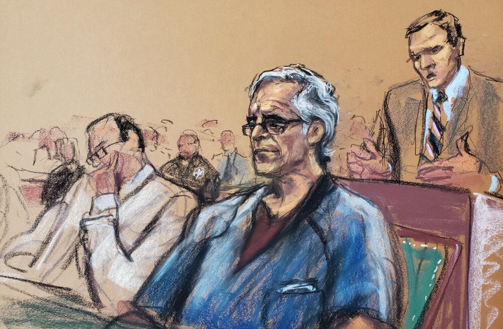 Kui palju oli vanglas surnud Epsteini vara väärtus? Ta oli valmis kautsjoniks maksma 100 miljonit