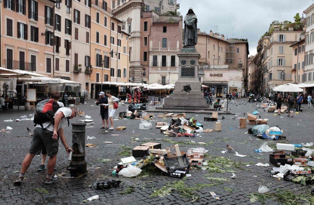 Itaalia tarkus. Miks lahendada probleeme, kui need võivad ise laheneda?