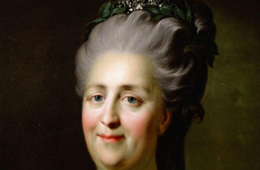 Katariina II elu: kui keisrinna Potjomkiniga kohtus, langes mees põlvili ja avaldas armastust