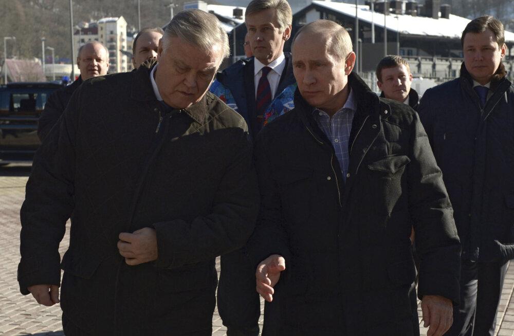 Bloomberg: Putin viskas Jakunini oma lähikonnast välja väga proosalisel põhjusel