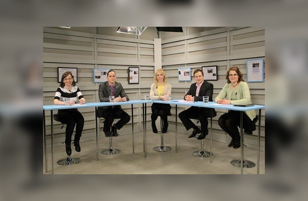 Tudeng TV värskes saates toodi välja ideid, kuidas Eestit paremaks muuta