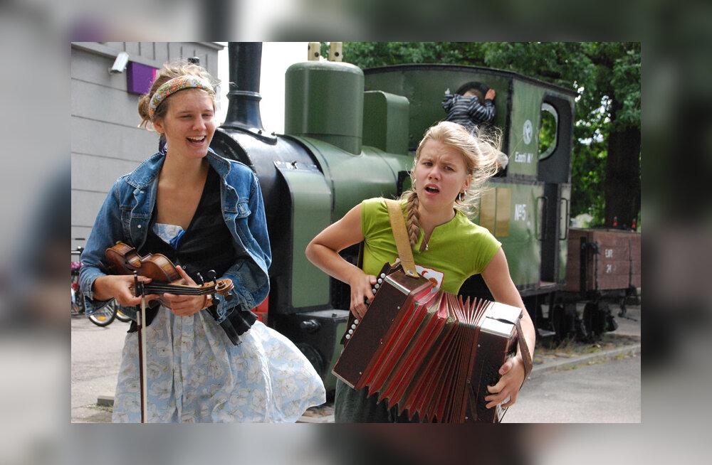 Reisirongide lõpp-peatus muudab Pärnus viiendat korda asukohta