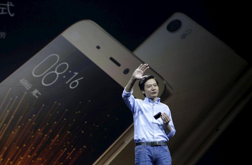Hiina Steve Jobs ehk härra Jun sai maailma äriajaloo ühe suurema boonuse