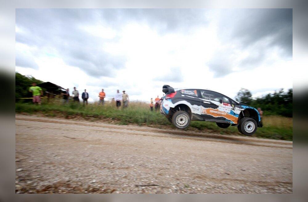 FOTOD: Mads Østberg võttis Rally Estonial ülekaaluka võidu, Gross poodiumil!