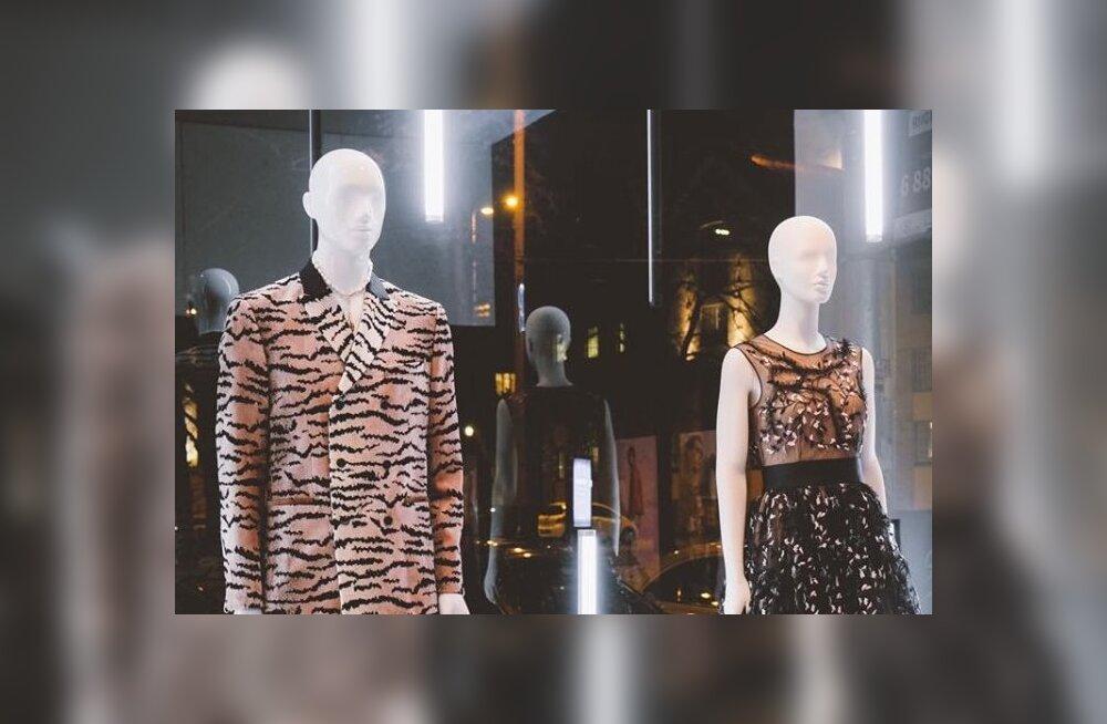 """Где в Таллинне можно увидеть новую коллекцию """"Giambattista Valli x H&M"""" до ее выхода в продажу"""