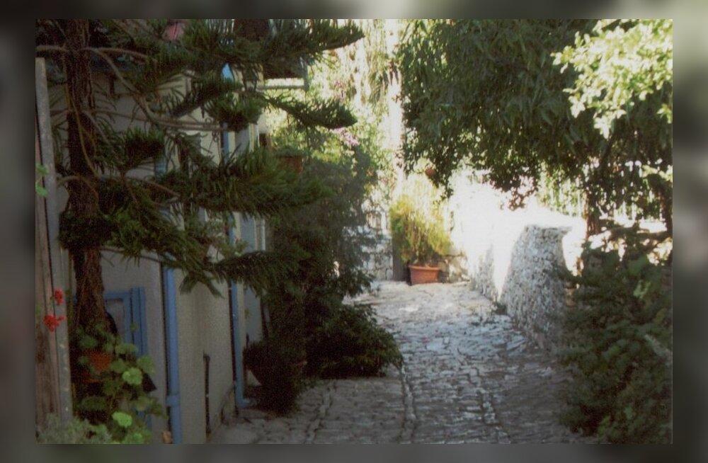 Käisime Küprosel kultuuripärandiga tutvumas ja suve pikendamas