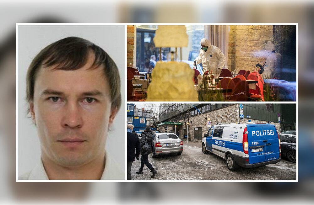 Полиция задержала одного подозреваемого в стрельбе в отеле Metropol