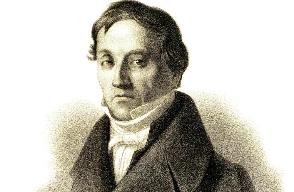 Mida kirjutas üks kuulsamaid Eestist pärit teadlasi Karl Ernst von Baer iseendast