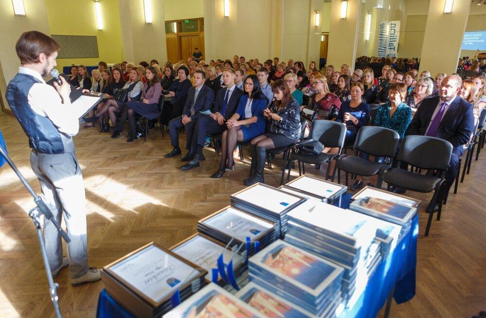 Пыхья-Таллинн наградил лучших работников сферы образования