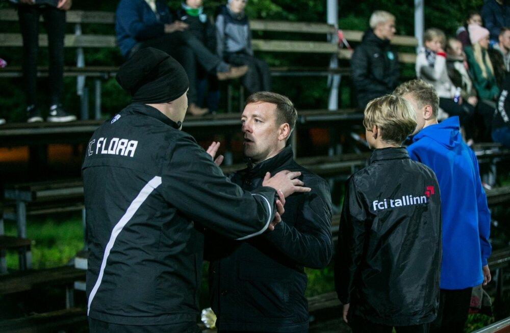 FCI vs FC Flora 1-3
