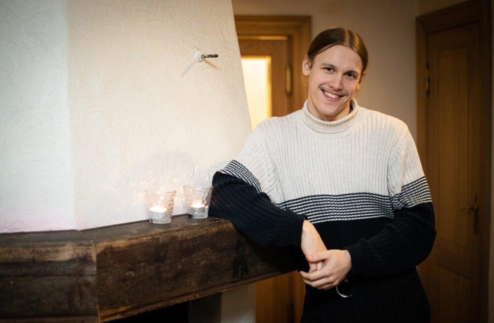 KLÕPS | Franz Malmsten tutvustas tüdruksõpra