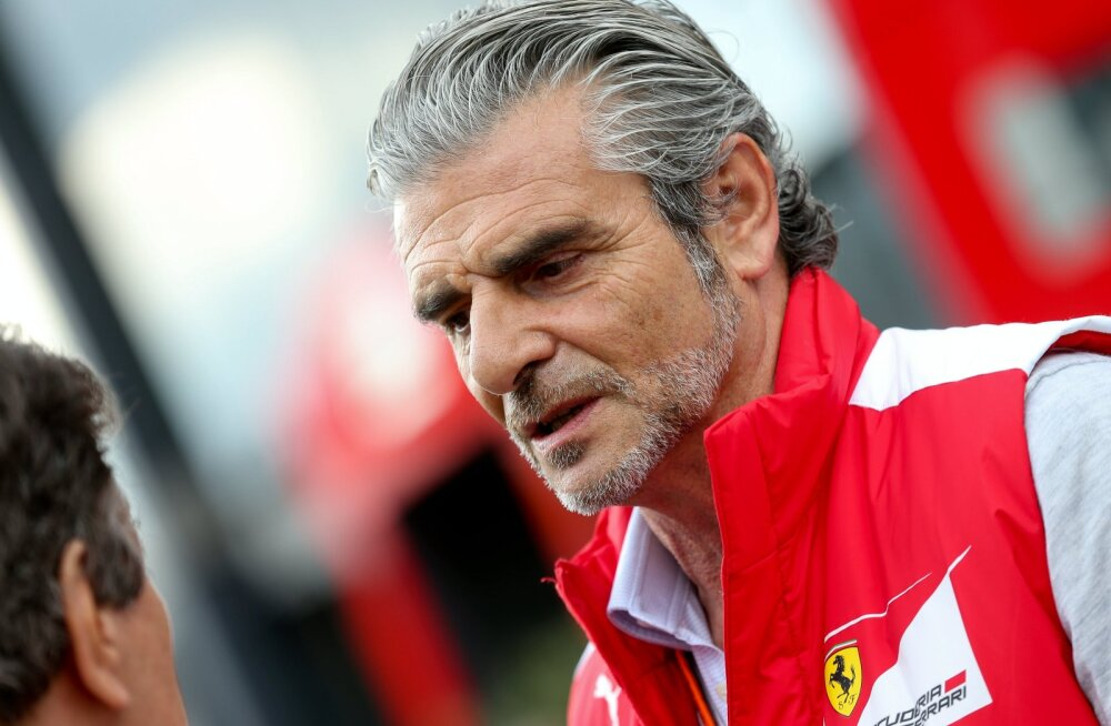 Ferrari kavatseb vormel-1 tiimi pealikule kinga anda