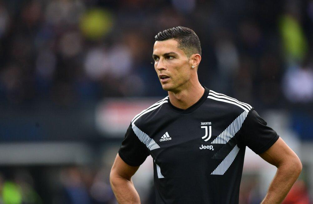 Skandaal jätkub: veel üks naine süüdistab Cristiano Ronaldot vägistamises