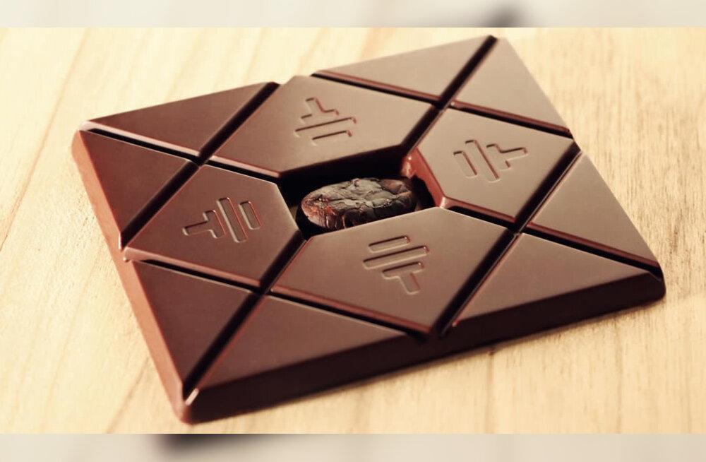 Vesista: šokolaaditahvel, mille ostmine pole just lihtne, ja mitte ainult hinna tõttu