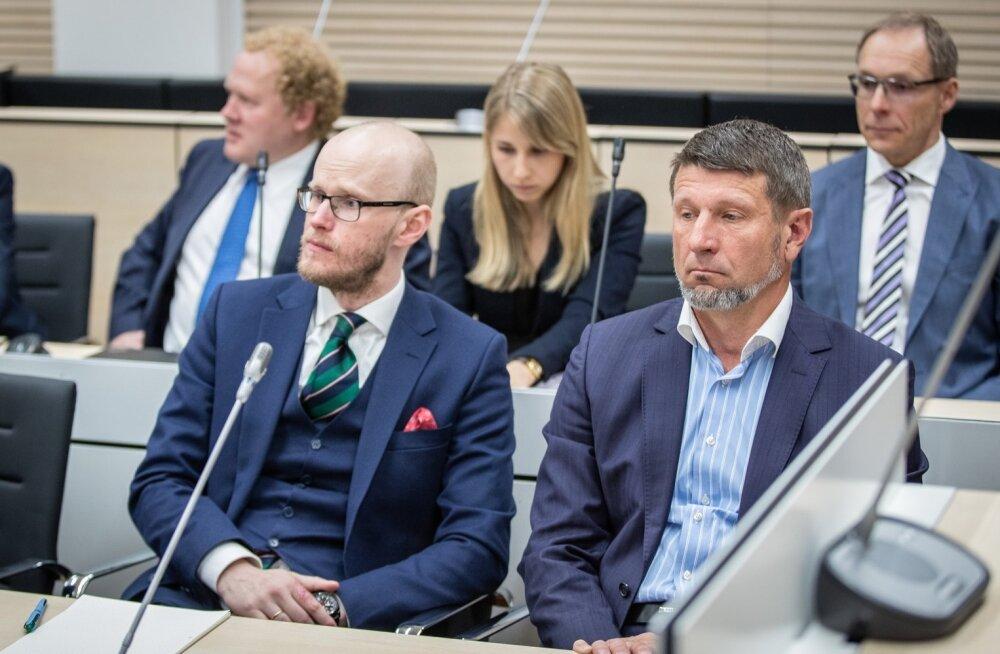 Tallinna Sadama kohtuasi