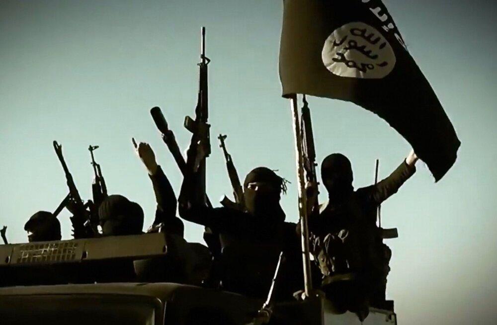 """USA teatel hukkus õhurünnakus Islamiriigi """"rahandusminister"""""""