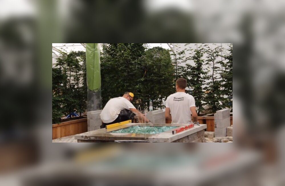 VIDEO: Vaata, mida tegid Eesti noored kutsehariduse olümpial WorldSkills