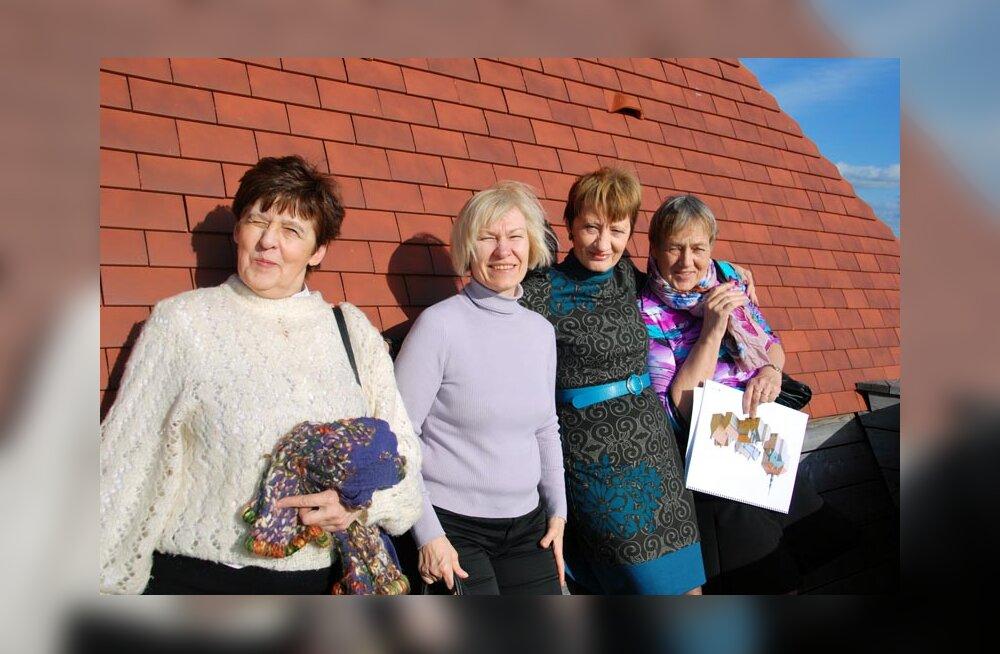 Riisalu üleskutsel astuvad IREN naised Kaitseliitu