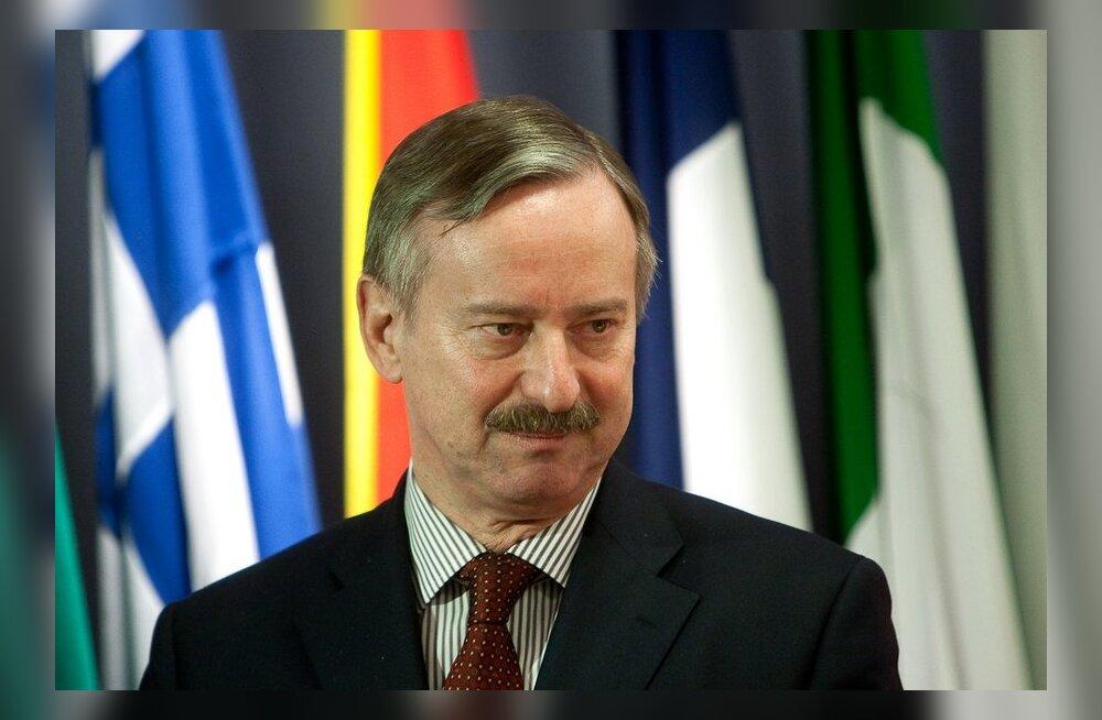 Kallas: Eestist peab kaduma onupojapoliitika.