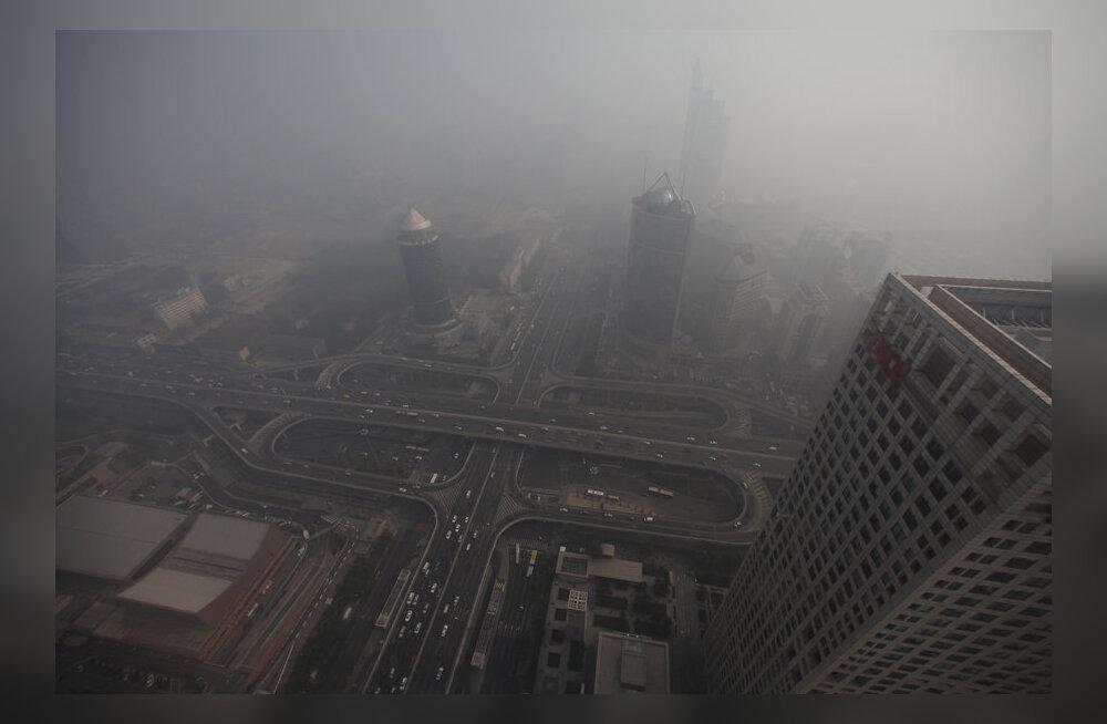 Hiina paradoks: inimesed tahavad värsket õhku, kuid autost sõltudes ajavad asju ainult hullemaks