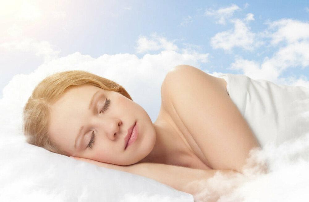 Alkeemia lugemisnurk | Unepuudus toob kaasa häireid nii kehalises kui vaimses tervises