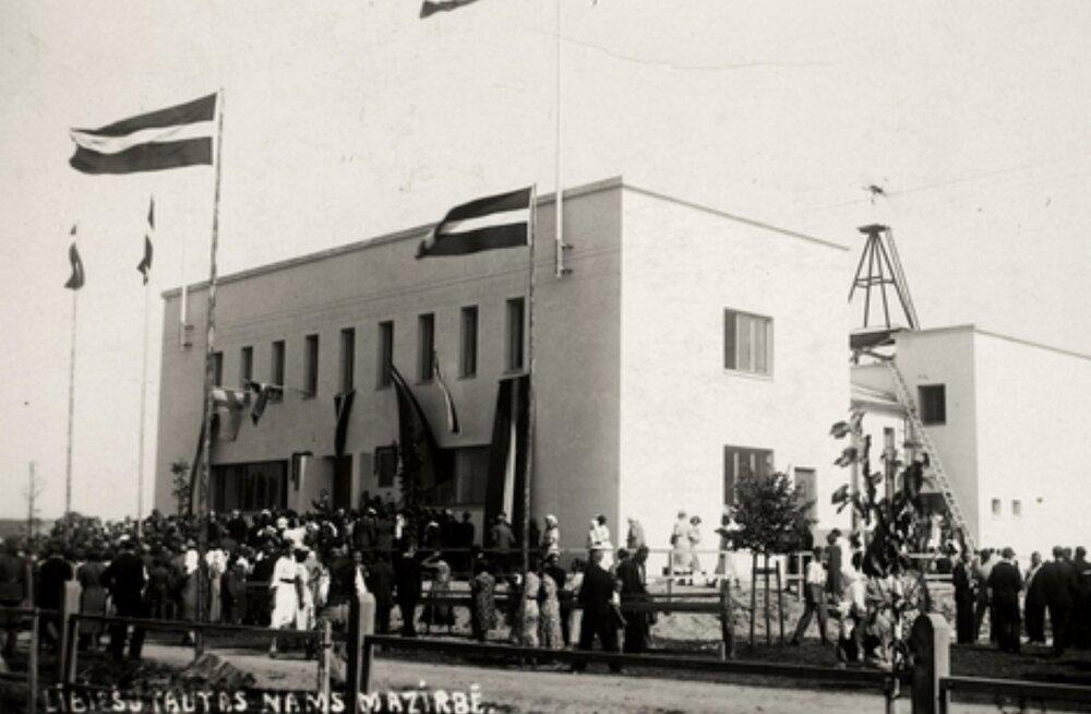 Kuramaal tähistatakse Liivi rahvamaja 80. sünnipäeva