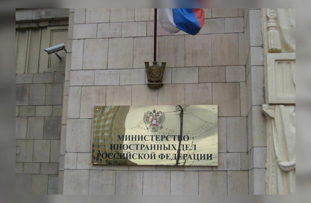 Välisministeerium: Venemaa kaitseb kaasmaalaste õigusi jõuliselt ja kompromissitult
